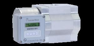 Лічильник газовий роторного типу з вбудованим пристроєм перетворювання об'єму Комплекс КВР–1